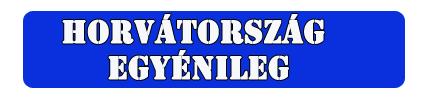 akciós horvát szálláshelyek